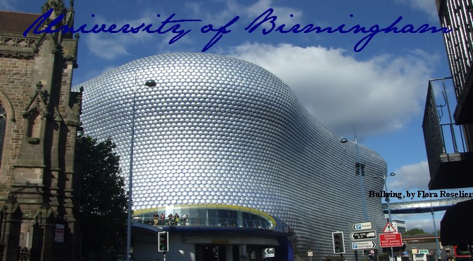 Birmingham, Brum, Bham